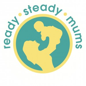Ready steady mums logo