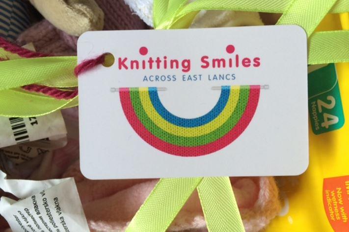 Knitting Smiles Across East Lancs