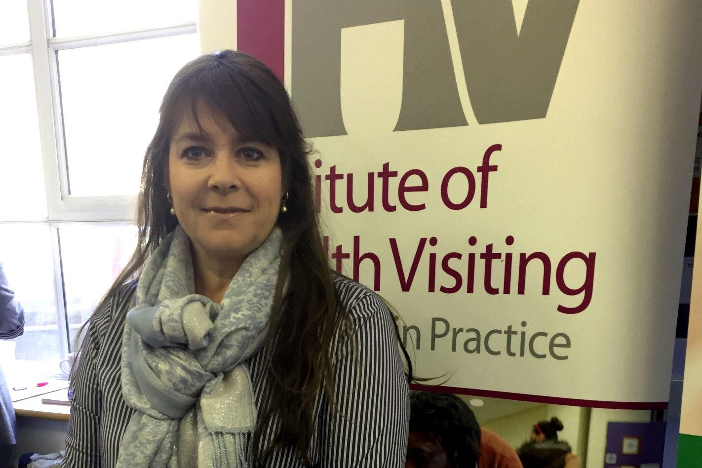 Helen Walker SCPHN student Health Visitor