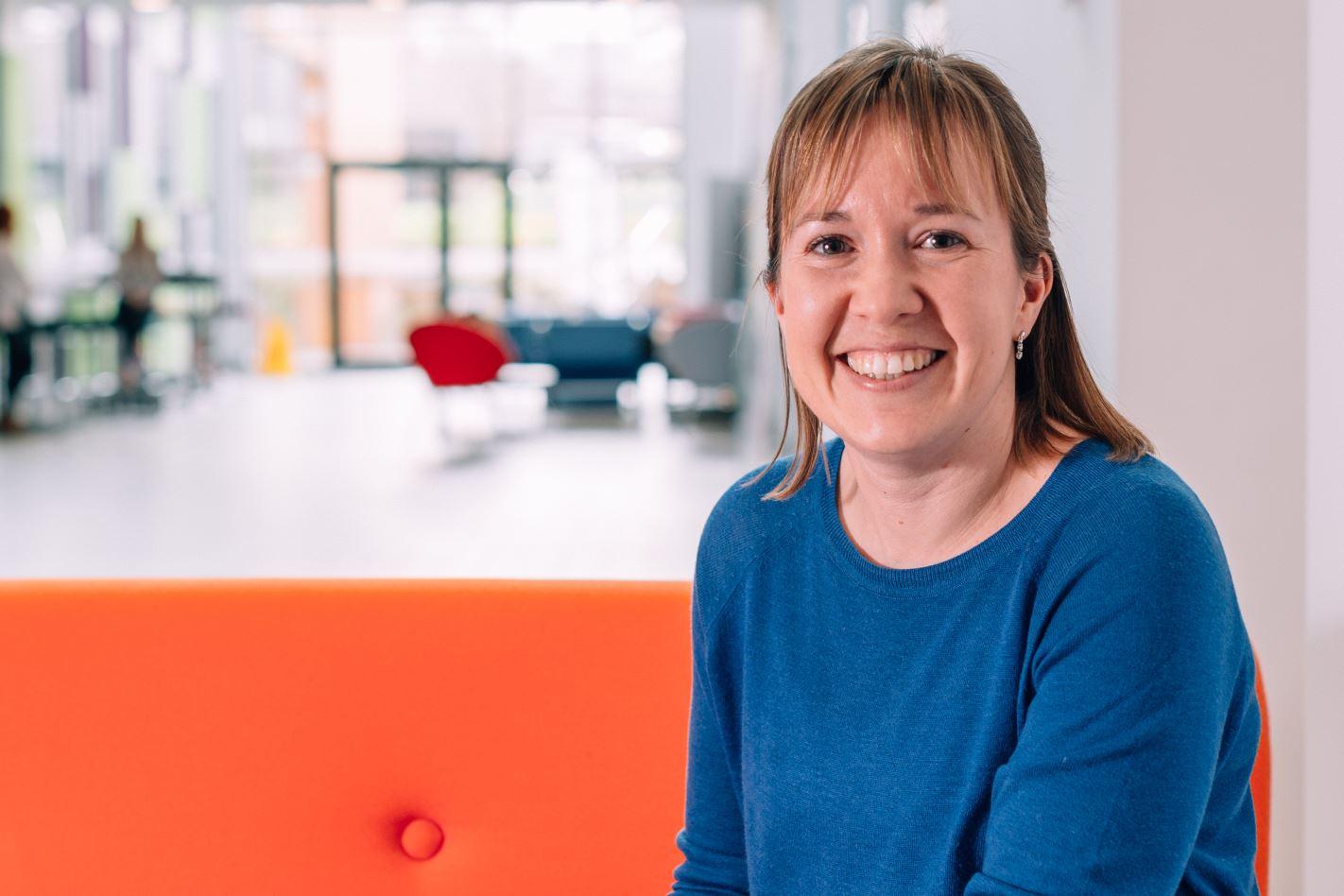 Dr Emma Haycraft, an academic psychologist from Loughborough University