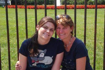 Vanessa and Nicole