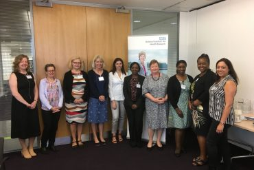 Health Visitor Research Champions meet to kick off new HV Research Champions scheme